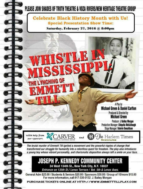 A Whistle in Mississippi: The Lynching of Emmett Till