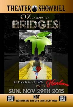Bridges: Episode 2 All Roads lead to OZ